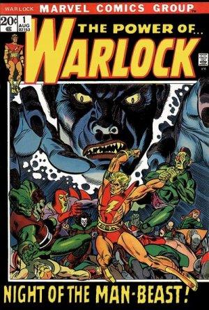 Warlock # 1 Issues V1 (1972 - 1976)
