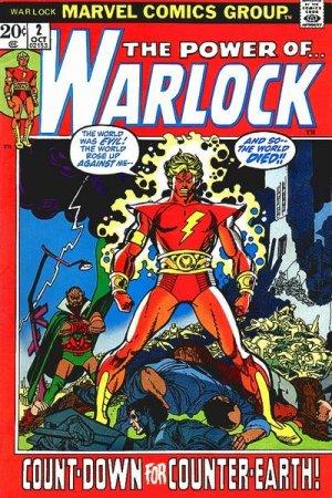 Warlock # 2 Issues V1 (1972 - 1976)