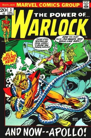 Warlock 3 - The Apollo Eclipse