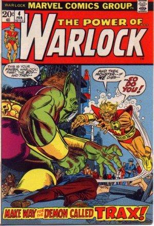 Warlock # 4 Issues V1 (1972 - 1976)