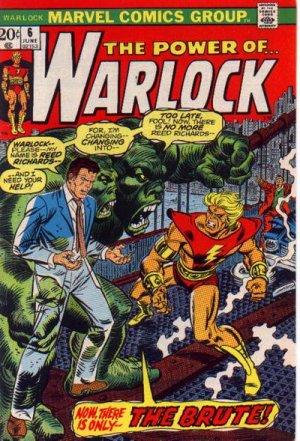 Warlock # 6 Issues V1 (1972 - 1976)