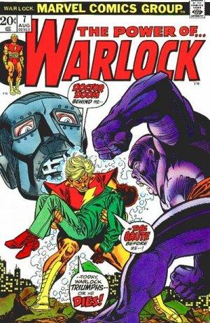 Warlock # 7 Issues V1 (1972 - 1976)