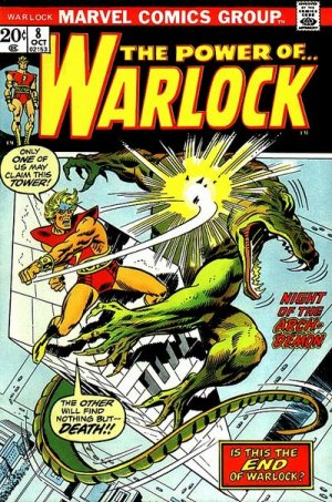 Warlock # 8 Issues V1 (1972 - 1976)