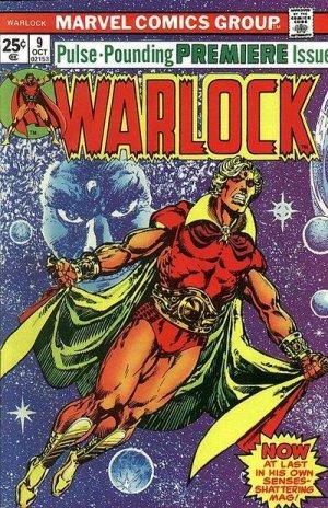 Warlock # 9 Issues V1 (1972 - 1976)