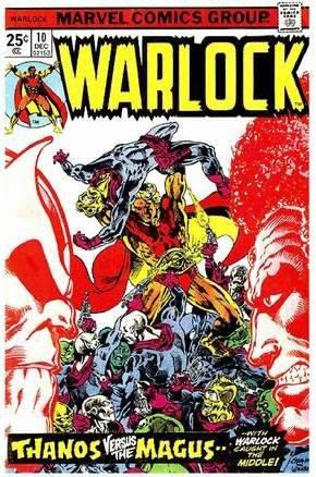 Warlock # 10 Issues V1 (1972 - 1976)