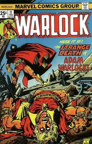 Warlock # 11 Issues V1 (1972 - 1976)