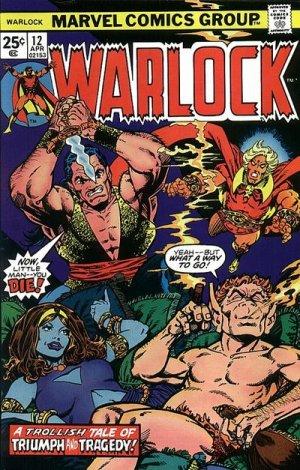 Warlock # 12 Issues V1 (1972 - 1976)