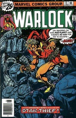 Warlock # 13 Issues V1 (1972 - 1976)