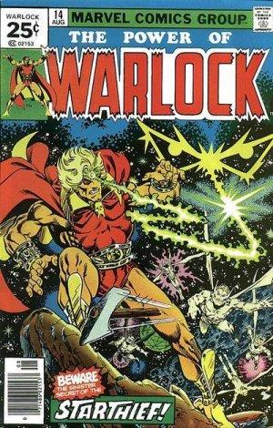 Warlock # 14 Issues V1 (1972 - 1976)