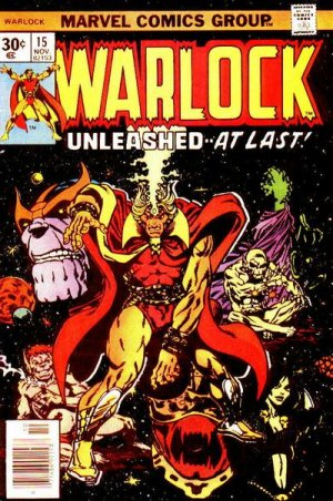 Warlock # 15 Issues V1 (1972 - 1976)