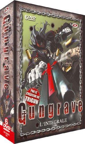 GunGrave édition INTEGRALE  -  VO/VF