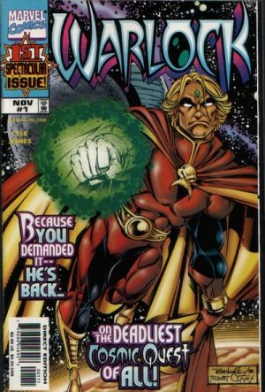 Warlock édition Issues V4 (1998 - 1999)