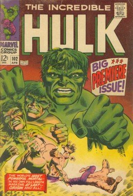 The Incredible Hulk # 102