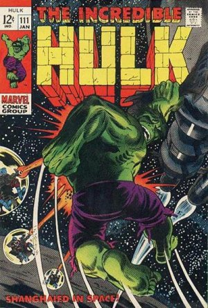 The Incredible Hulk # 111 Issues V1 Suite (1968 - 1999)