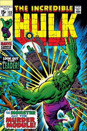 The Incredible Hulk # 123