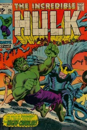 The Incredible Hulk # 126
