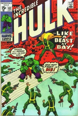 The Incredible Hulk # 132