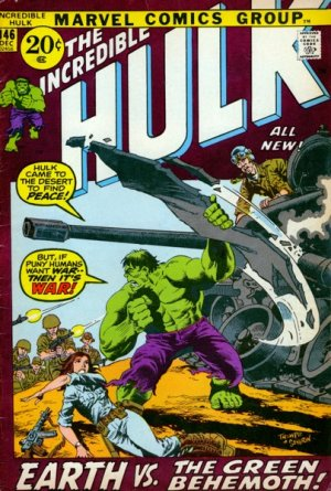The Incredible Hulk # 146