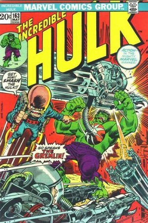 The Incredible Hulk # 163