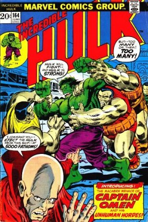 The Incredible Hulk # 164