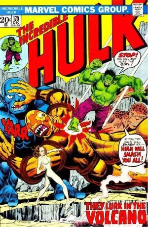 The Incredible Hulk # 170