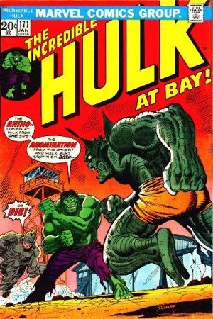 The Incredible Hulk # 171