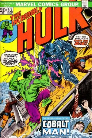 The Incredible Hulk # 173
