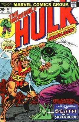 The Incredible Hulk 177 - Peril of the Plural Planet!
