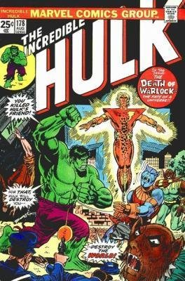 The Incredible Hulk # 178