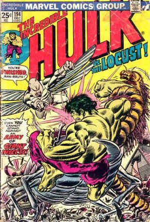 The Incredible Hulk # 194
