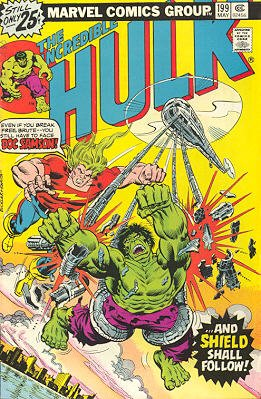 The Incredible Hulk # 199