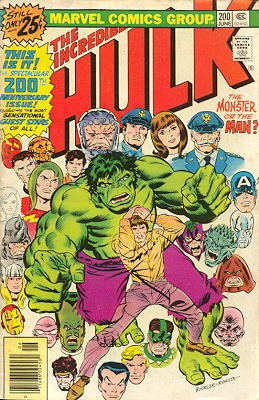 The Incredible Hulk # 200