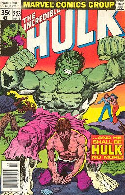 The Incredible Hulk # 223