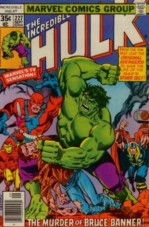The Incredible Hulk # 227