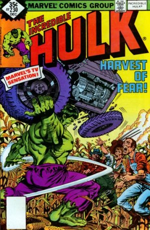 The Incredible Hulk # 230