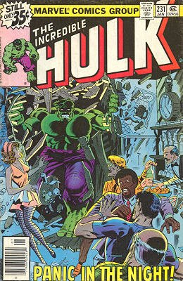 The Incredible Hulk # 231