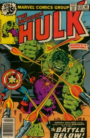The Incredible Hulk # 232