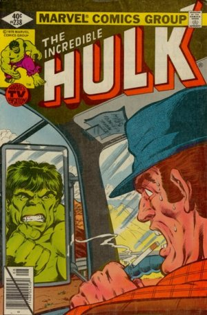 The Incredible Hulk # 238