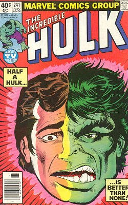 The Incredible Hulk # 241