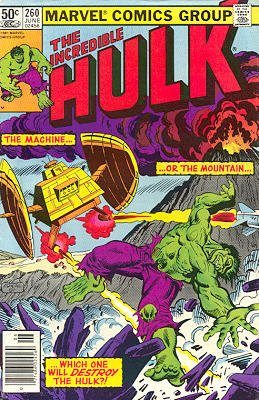 The Incredible Hulk # 260