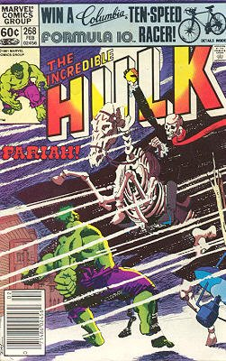 The Incredible Hulk # 268