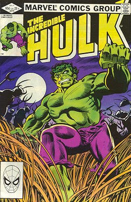 The Incredible Hulk # 273
