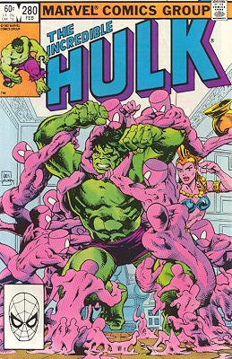 The Incredible Hulk # 280
