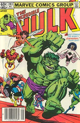 The Incredible Hulk # 283