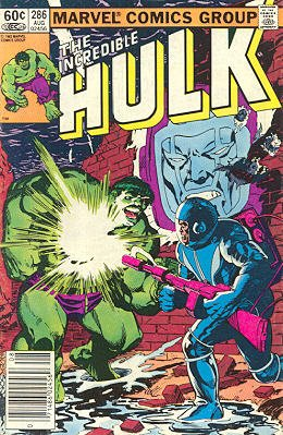 The Incredible Hulk # 286