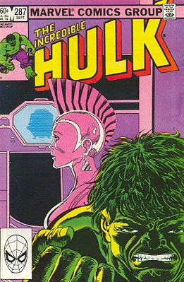 The Incredible Hulk # 287