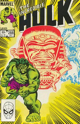 The Incredible Hulk # 288