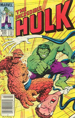 The Incredible Hulk # 293