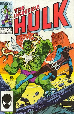 The Incredible Hulk # 295