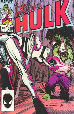 The Incredible Hulk # 296